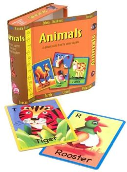 Animals: 26 Animal Jigsaw Puzzles