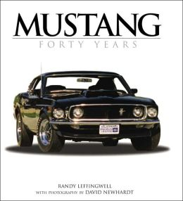 Mustang Forty Years