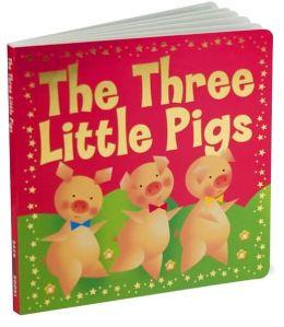 The Three Little Pigs (Bright Stars)