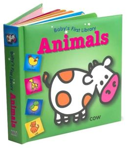 Baby's First Library - Animals