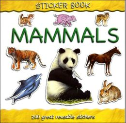 Mammals (Sticker Book)