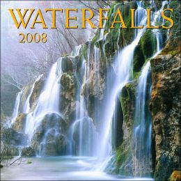 2008 Waterfalls Wall Calendar