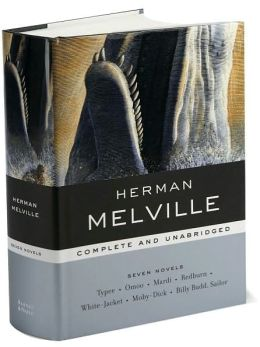 Herman Melville: Seven Novels (Library of Essential Writers)