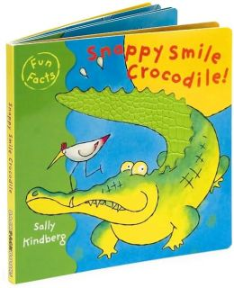 Snappy Smile Crocodile! (Fun Facts)