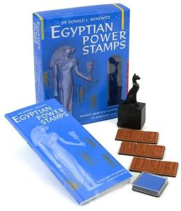 Egyptian Power Stamps: Ancient Gods and Goddesses to Empower Your Life