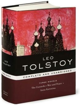 Leo Tolstoy: Three Novels (Library of Essential Writers)