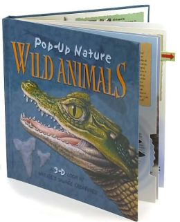 Wild Animals (Pop-Up Nature)