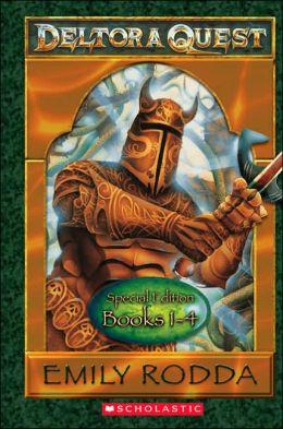 Deltora Quest, Special Edition, Books 1-4