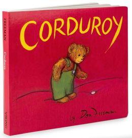 Corduroy (Lap Edition)