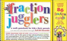 Fraction Jugglers: Game an Work Book and Math Game Cards