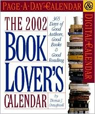 2002 Book Lovers Daily Boxed Calendar