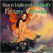 2002 Vallejo and Bell Fantasy Wall Calendar
