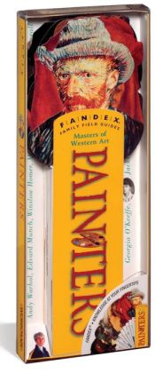 Fandex Family Field Guides Painters: Masters of Western Art