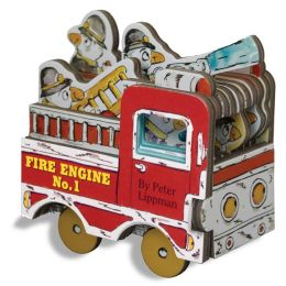 Fire Engine No. 1 (Mini Wheel Books Series)