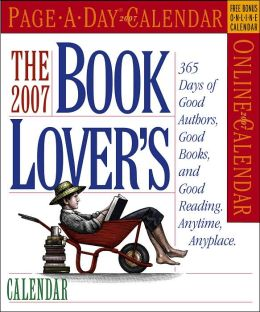 2007 Book Lover's Page-A-Day Calendar