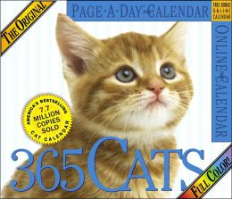 2007 365 Cats Page-A-Day Calendar