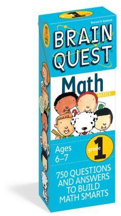 Brain Quest Grade 1 Math