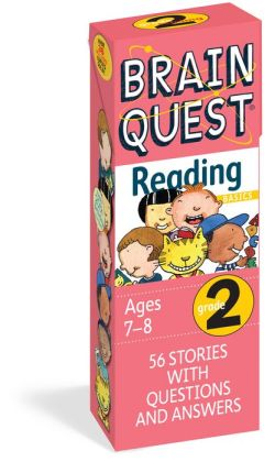 Brain Quest Grade 2 Reading