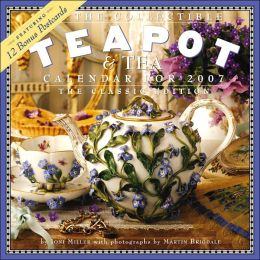 2007 Collectible Teapot & Tea Calendar