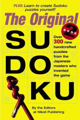 Original Sudoku Book 2