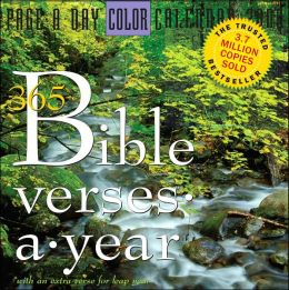 2008 Bible Verses Page-A-Day Calendar