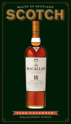 2008 Scotch Wall Calendar