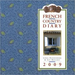 2009 French Country Diary Engagement Calendar