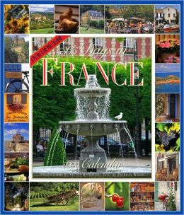 2009 365 Days in France Wall Calendar