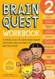 Book Cover Image. Title: Brain Quest Workbook:  Grade 2, Author: Liane Onish