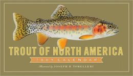 2009 Trout of North America Wall Calendar