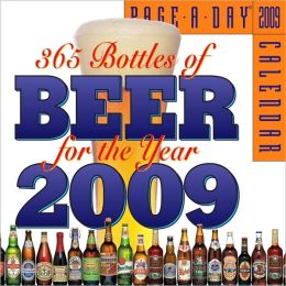 2009 365 Bottles of Beer Page-A-Day Calendar