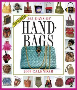2009 365 Handbags Wall Calendar