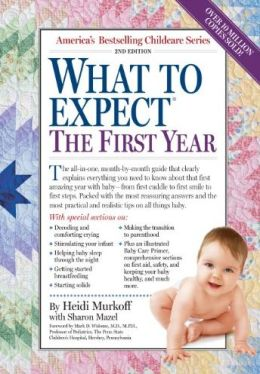 What to Expect the First Year, Revised