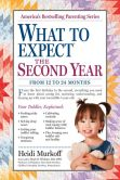 Book Cover Image. Title: What to Expect the Second Year:  From 12 to 24 Months, Author: Heidi Murkoff