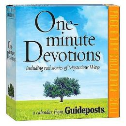 2011 One-Minute Devotions Page-A-Day