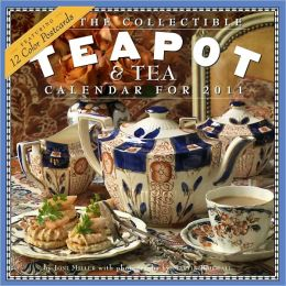 2011 Collectible Teapot and Tea Wall Calendar
