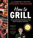 Book Cover Image. Title: How to Grill:  The Complete Illustrated Book of Barbecue Techniques, A Barbecue Bible! Cookbook, Author: Steven Raichlen