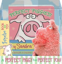 Perfect Piggies!: Book and Plush Set