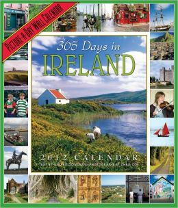 2012 365 Days in Ireland Picture-A-Day Wall Calendar