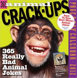 2012 Animal Crack-Ups Page-A-Day Calendar
