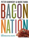 Book Cover Image. Title: Bacon Nation:  125 Irresistible Recipes, Author: Peter Kaminsky