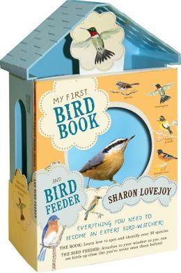 My First Bird Book and Bird Feeder