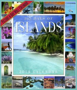 2014 365 Days of Islands Picture-A-Day Wall Calendar