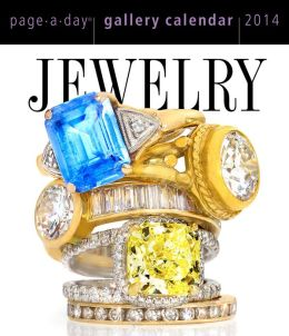 2014 Jewelry Gallery Page-A-Day Calendar