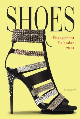2014 Shoes Engagement Calendar