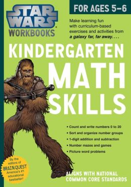 Star Wars Workbook: Kindergarten Math!