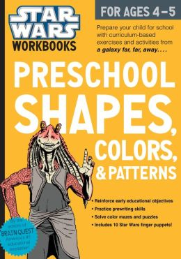 Preschool Shapes, Colors & Patterns