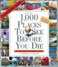 Book Cover Image. Title: 2015 1,000 Places to See Before You Die Wall Calendar, Author: Patricia Schultz