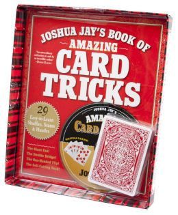 Joshua Jay's Amazing Book of Card Tricks