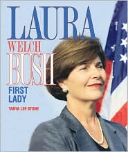 Laura Welch Bush: First Lady